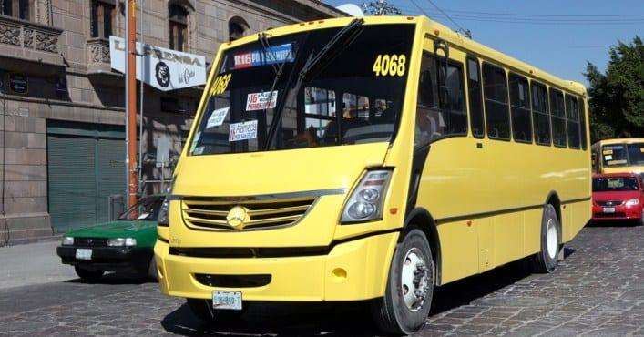 tarifa de transporte