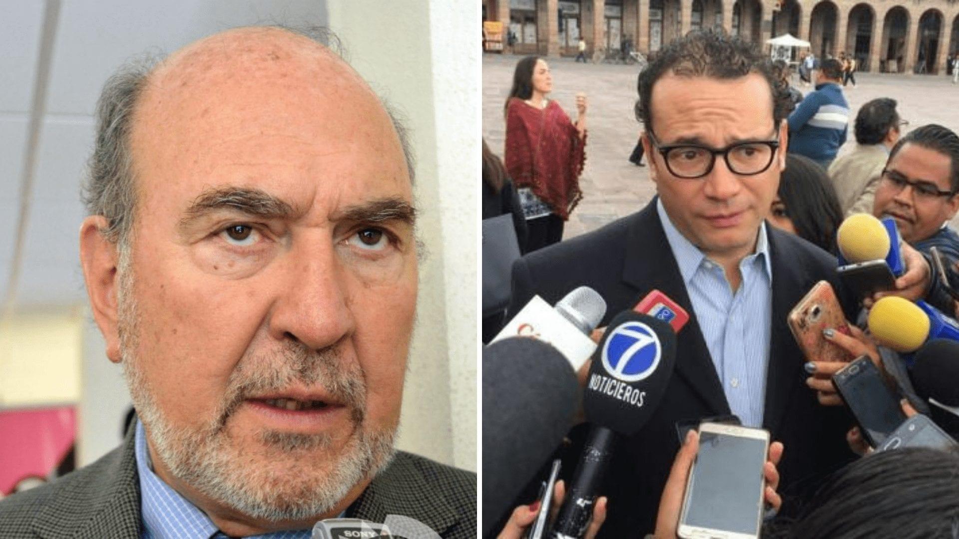 Luis Nava y Xavier Nava