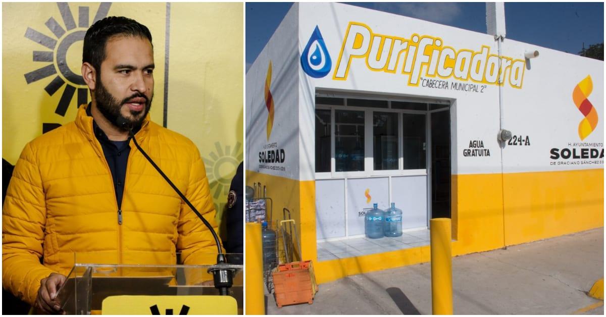 purificadoras