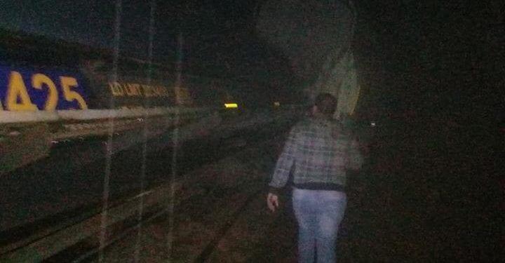 tren en SLP