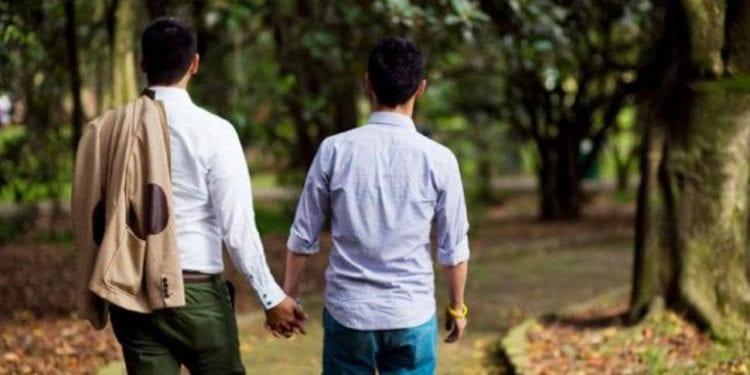 hombres homosexuales