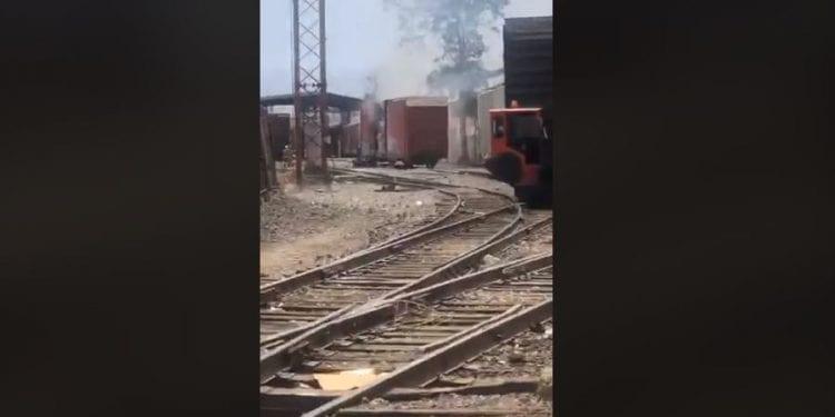 taller de ferrocarriles