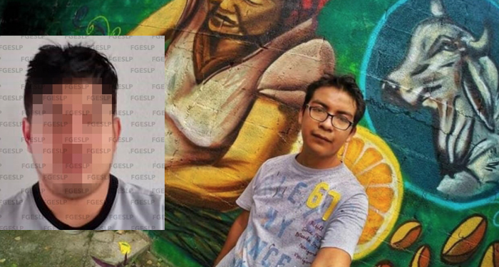 pintor Héctor Domínguez