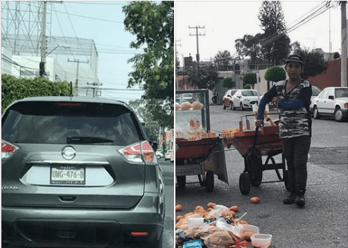 vendedores ambulantes