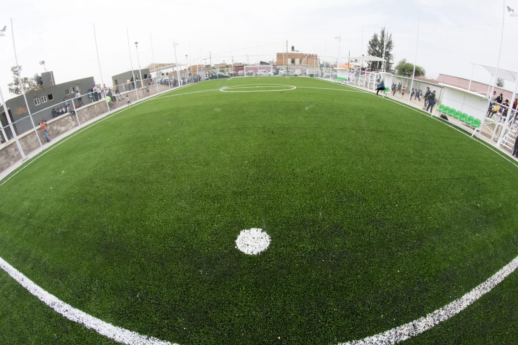 canchas de futbol 7 en Soledad