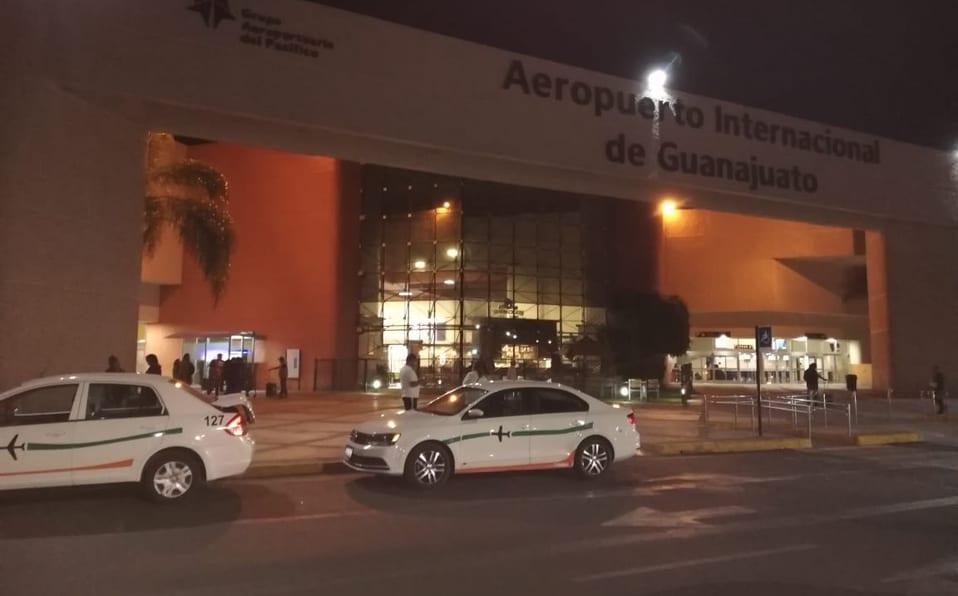 aeropuerto de Guanajuato