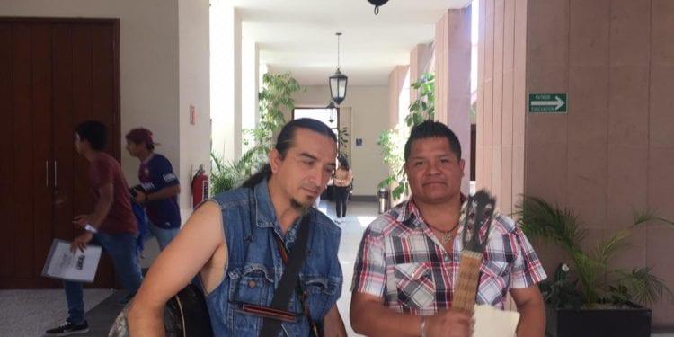 El Brujo y Emmanuel