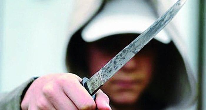 lesiones con cuchillo
