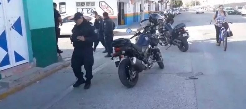 policía ministerial