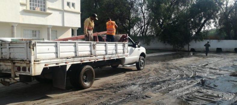 Inundaciones en Soledad