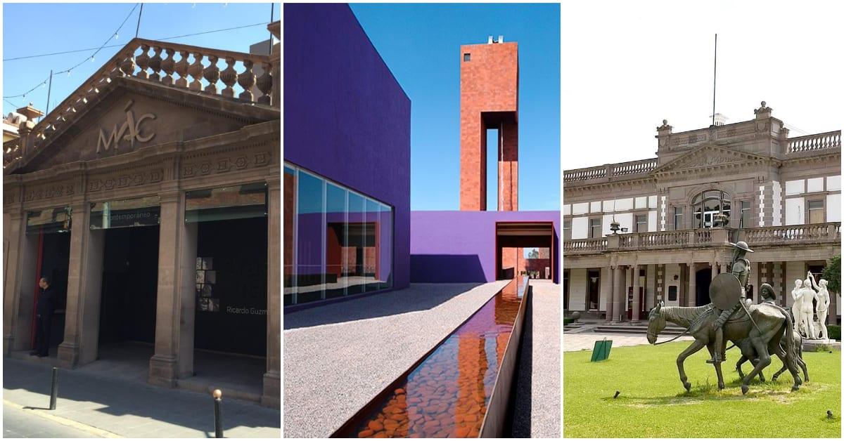 Museos en SLP