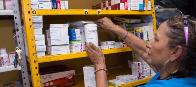 medicamentos donados