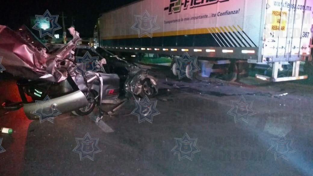 accidentes automovilísticos en Soledad