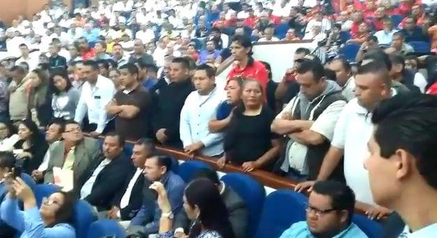 Congreso de SLP
