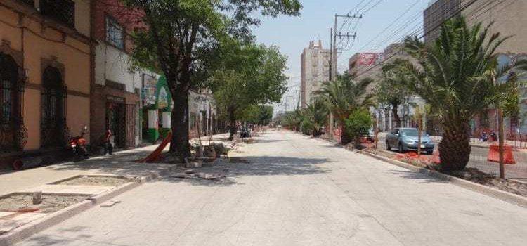 Avenida Carranza