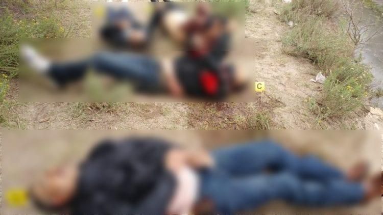 ejecutados en Zacatecas