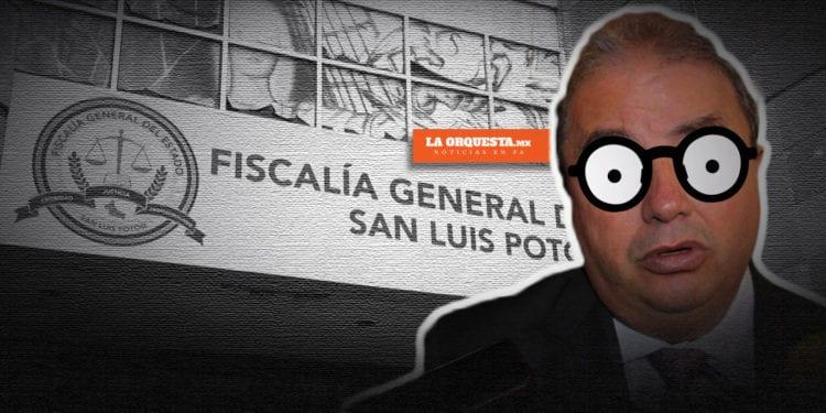 corrupción en SLP