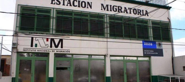 estaciones migratorias