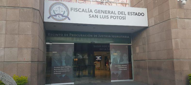 Fiscalía General de SLP