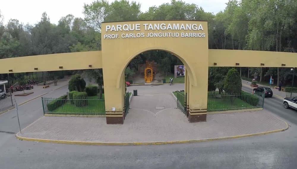 parques de SLP