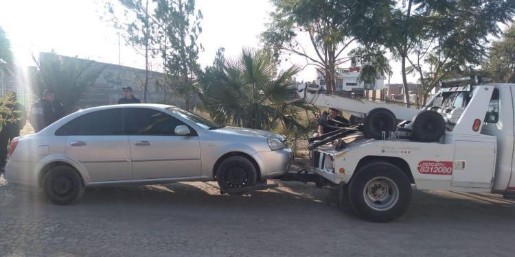 autos robados