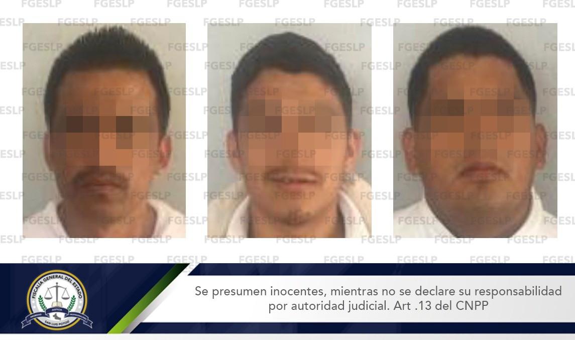 secuestradores en Rioverde