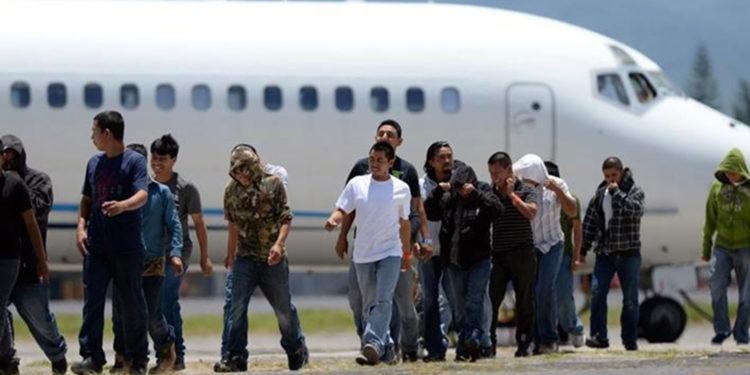 potosinos deportados