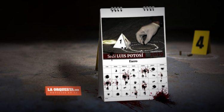 homicidios en SLP