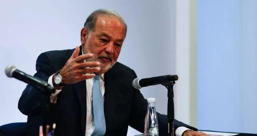 Carlos Slim regresa a la Bolsa; vendería acciones por 25 mil mdp