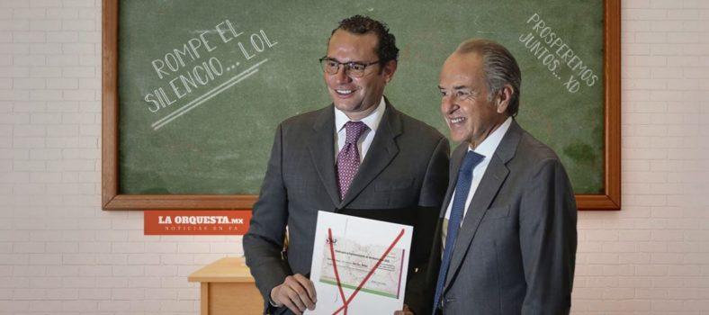 Xavier Nava y Juan Manuel Carreras