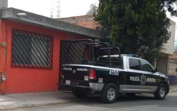 policías municipales