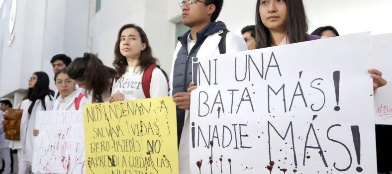 asesinato de estudiantes en Puebla