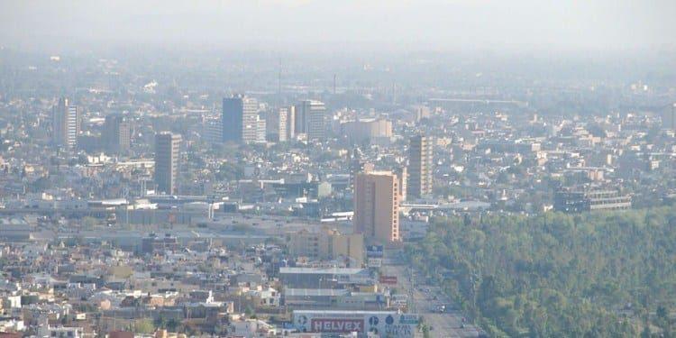 contaminación en SLP