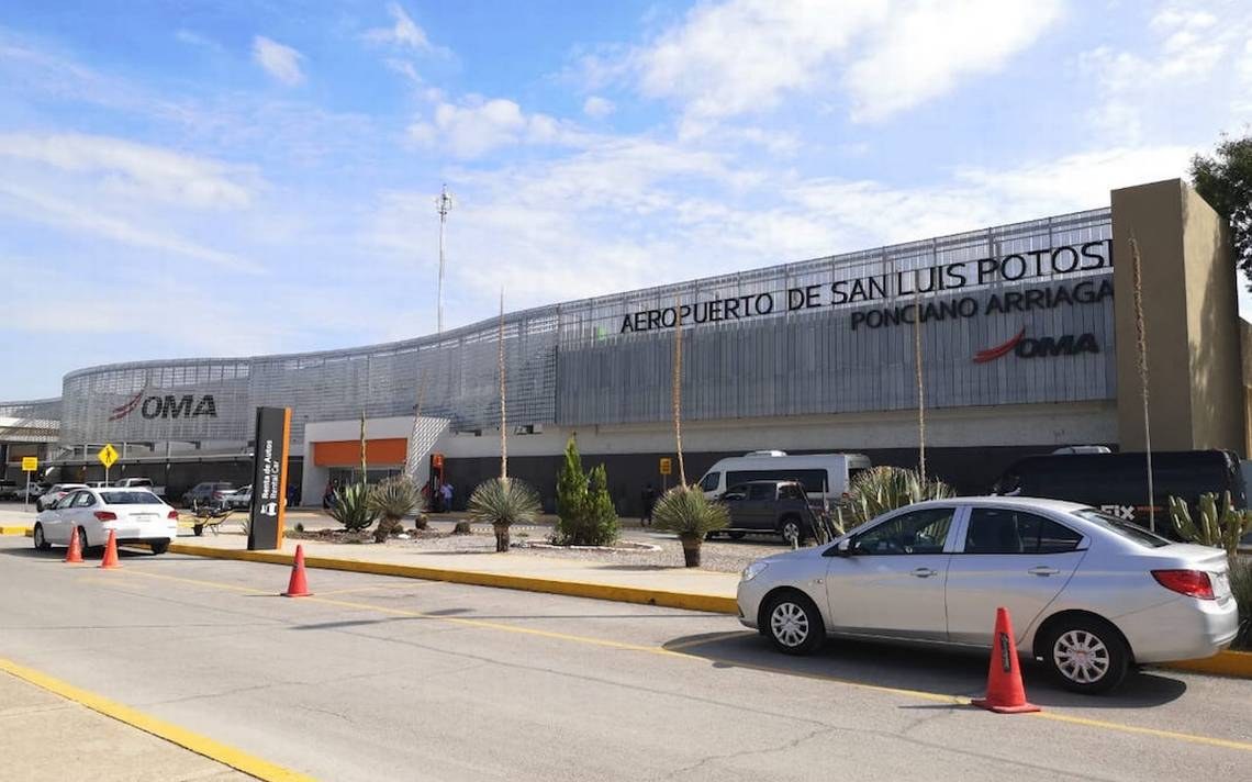 Aeropuerto Ponciano Arriaga