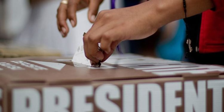 proceso electoral en SLP