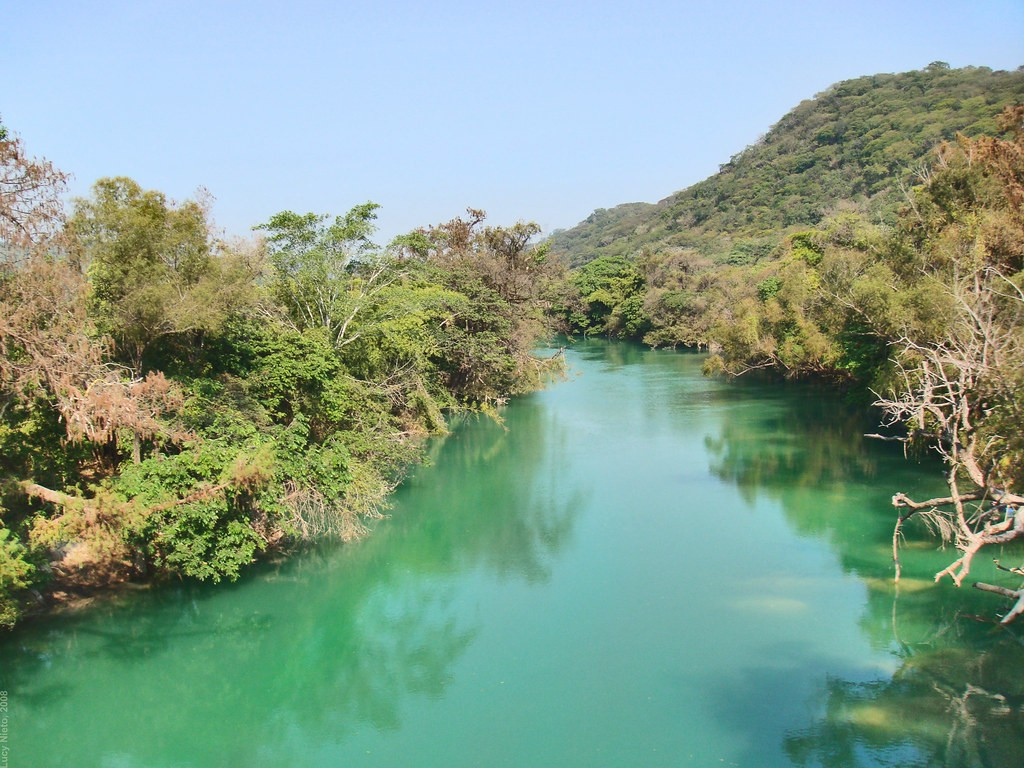 Río Gallinas