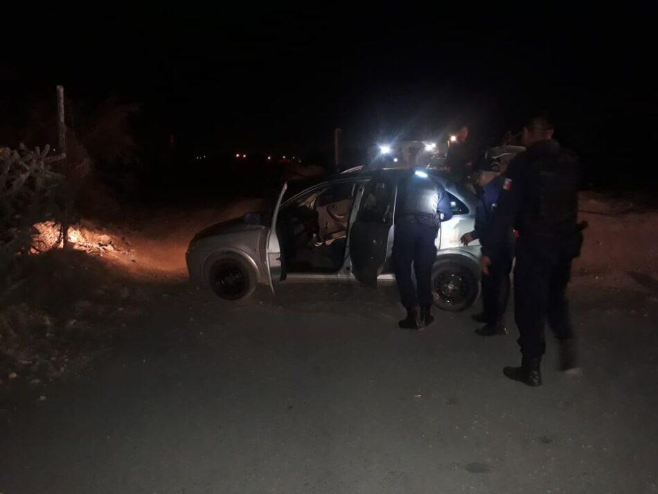 agresión a policías municipales