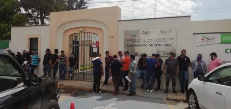 manifestaciones en SLP