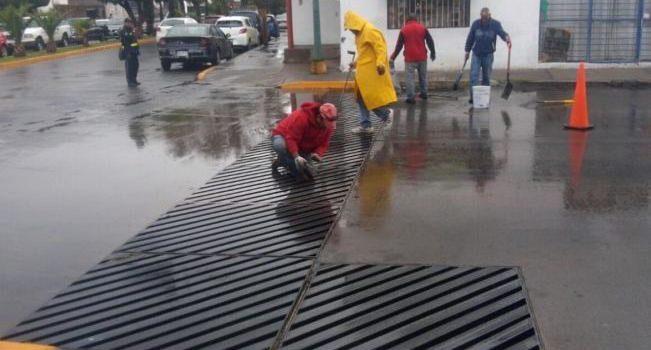 lluvias en Soledad