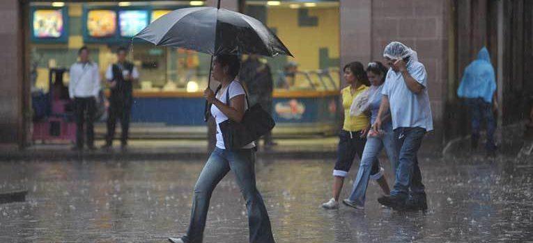 lluvias en SLP