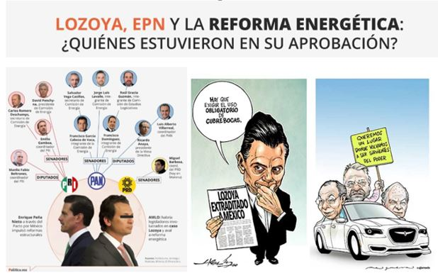 México en reconstrucción