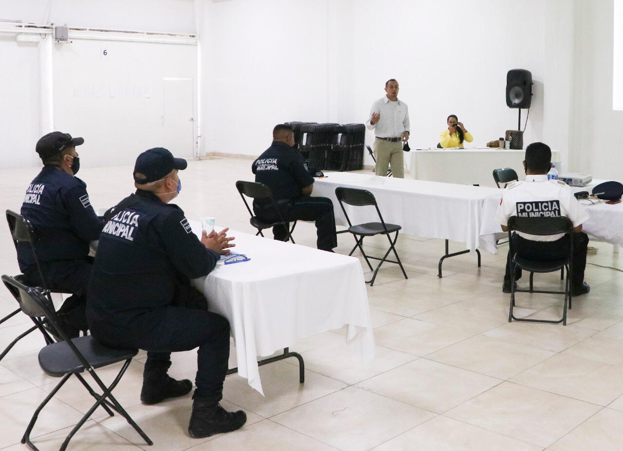 policías en Soledad