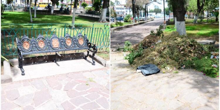 Alameda Juan Sarabia