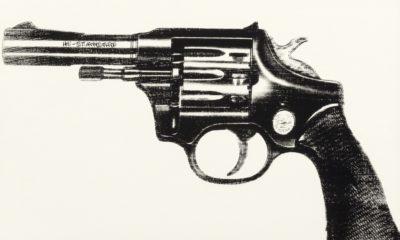 Gun, Andy Warhol